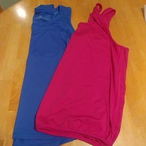 Woman's Tek Gear Dry Tek Shirts
